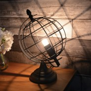 Globe Cage Table Lamp 3