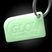Glow in the Dark Keyring 2