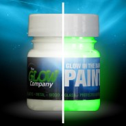 Glow in the Dark Paint 30ml 1 Green