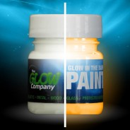 Glow in the Dark Paint 30ml 5 Orange