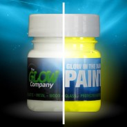 Glow in the Dark Paint 30ml 6 Yellow