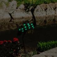 Glow Garden Heron 2