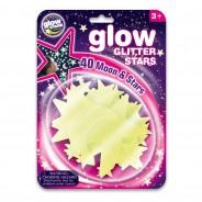 Glow Glitter Stars 2