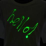 Glow Graffi T Tee Shirt 9