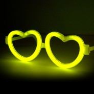 Glow Heart Eyeglasses Wholesale 3