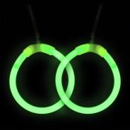 Glow Hoop Earrings 1