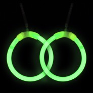 Glow Hoop Earrings Wholesale 2