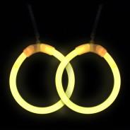 Glow Hoop Earrings 5