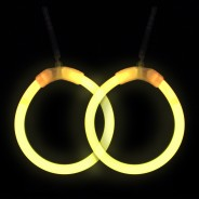 Glow Hoop Earrings Wholesale 5