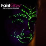 Glow in the Dark Body Paint 2