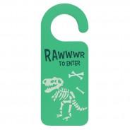 Glow in the Dark Dinosaur Door Hanger 3