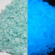 Glow Gravel - Blue 2