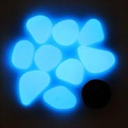 Glow Pebbles - Blue 5