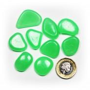 Glow Pebbles - Green 4