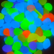 Glow Pebbles - Mixed  3