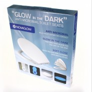 Glow in the Dark Toilet Seat 4