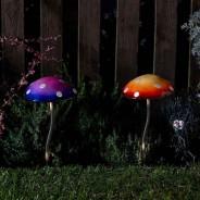 Glow Shrooms 2