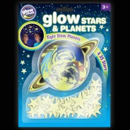 Glow Planets & Stars (8 Pack) 2