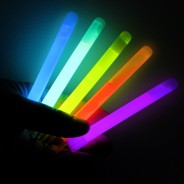 """Glow Sticks 4"""" 8"""