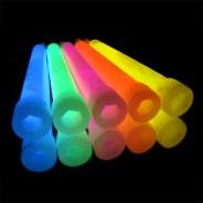 """Glow Sticks Wholesale 6"""" 1"""