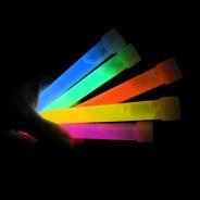 """Glow Sticks 6"""" 9"""