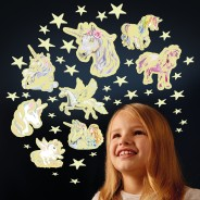 Glow Stars and Unicorns 1