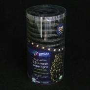 Mesh LED Rope Light 8 Black