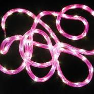 Mesh LED Rope Light 3 Pink