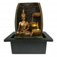 Golden Buddha Water Fountain 5