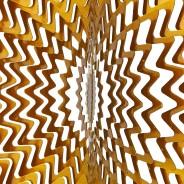Ray Wind Spinner 9 30cm Golden Ray