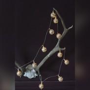 Grand Maroq Battery Fairy Lights 4