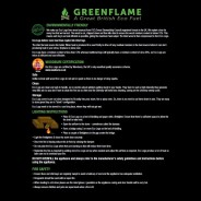 Green Flame Eco Logs (5 pack) 7