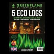 Green Flame Eco Logs (5 pack) 6