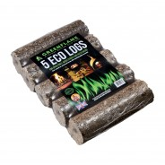 Green Flame Eco Logs (5 pack) 5
