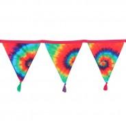 Groovy Baby Tie Dye Bunting 2