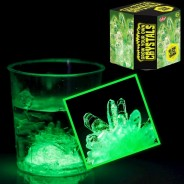 Grow Your Own Glow in the Dark Crystals 1