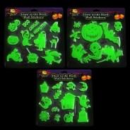 Halloween Glow in the Dark Wall Stickers (Single) 1