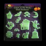 Halloween Glow in the Dark Wall Stickers (Single) 3