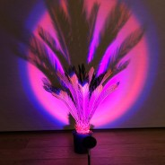 Halo Multi Colour & Effect Sunset Lamp 9