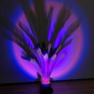 Halo Multi Colour & Effect Sunset Lamp 10