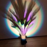 Halo Multi Colour & Effect Sunset Lamp 8