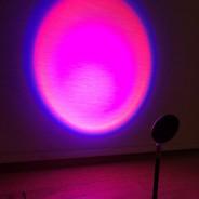 Halo Multi Colour & Effect Sunset Lamp 3