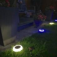 Halo Solar Decking Light (2 pack) 2