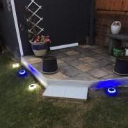 Halo Solar Decking Light (2 pack) 3