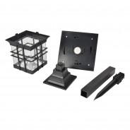 Solar Garden Lantern - Hang, Stand or Fix 11