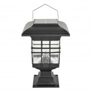 Solar Garden Lantern - Hang, Stand or Fix 5 Hanging