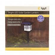 Solar Garden Lantern - Hang, Stand or Fix 12
