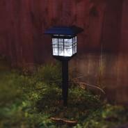 Solar Garden Lantern - Hang, Stand or Fix 4 Fix/Ground Stake