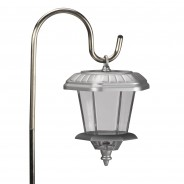 Hansom Stainless Steel Carriage Light 2