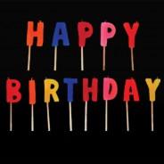 Happy Birthday Candles 2